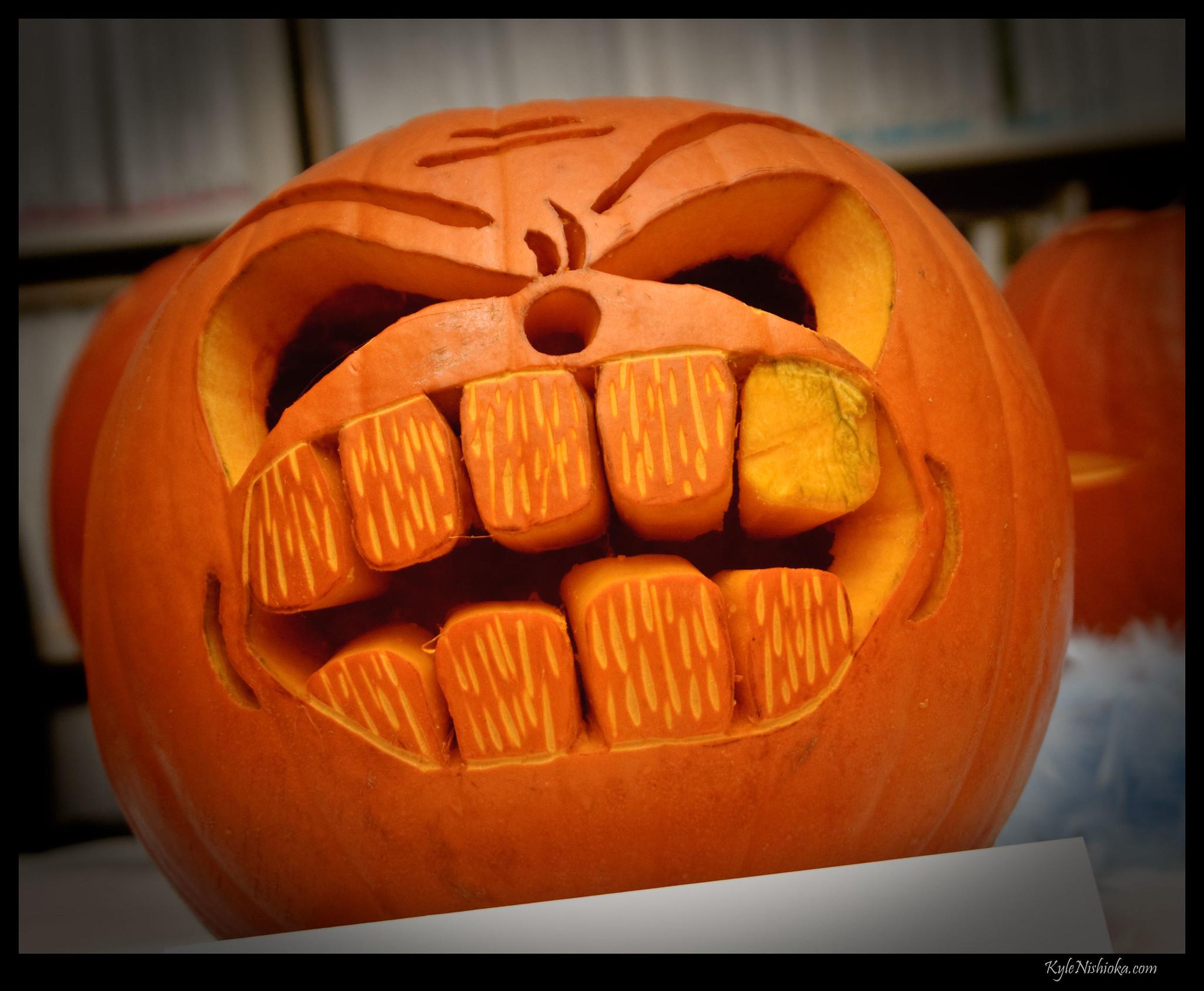 Pumpkin Carving - Jack-O-Lantern
